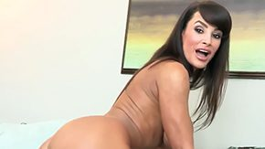 Lisa Ann, Ass, Ass To Mouth, Assfucking, Banging, Dildo