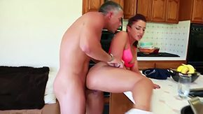 Mischa Brooks, Adorable, Assfucking, Banging, Bed, Bend Over