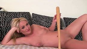 HD Barbara Voice tube Sexy ight golden-haired babe has gross fun by herself as long as she plays with cunt inserts dildo Barbara Voice