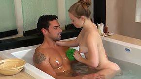 Ryan Driller, Ass, Assfucking, Babe, Bath, Bathing