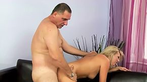 Daughter, Assfucking, Banging, Bed, Bend Over, Big Cock