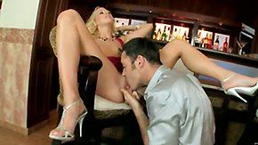 Carla, Babe, Ball Licking, Big Tits, Blonde, Blowjob