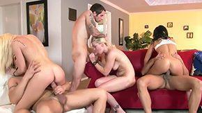 Russian Orgy, 4some, Assfucking, Bend Over, Bimbo, Blowjob