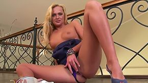 Ivana Sugar, Big Cock, Big Pussy, Big Tits, Blonde, Blowjob