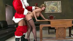 HD Kitty Cat Sex Tube Sexy bitch Kitty Cat wins Santas dick in her tight sweet hole