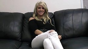 French Teen, Amateur, Audition, Babe, Behind The Scenes, Blonde