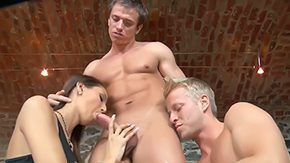 Kitty Jane, Bisexual, Blowjob, High Definition, Threesome