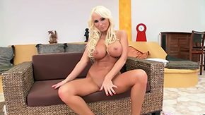 HD Viktoria Sweet Sex Tube Sexy gorgeous blonde Viktoria Sweet opens her pussy rubs it with fingers