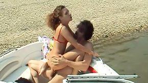 Free Stephanie Sierra HD porn Backstage with Stephanie Sierra her fucked having anal adventure on boat