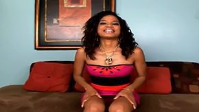 Carmella Santiago High Definition sex Movies Busty ebony Carmella Santiago teases pelases Seth Dickens with arousing scenes