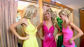 Jana Jordan, 3some, Blonde, Boobs, Fingering, Flat Chested