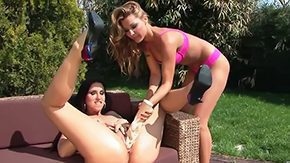 Lisa Sparkle, Drilled, Fingering, Fisting, High Definition, Horny