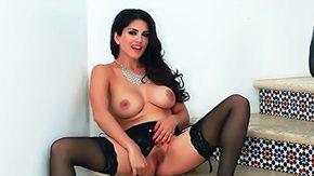 Sunny Leon, Adorable, Big Pussy, Big Tits, Blowjob, Boobs