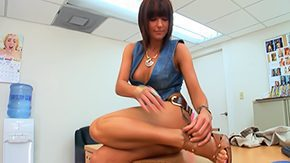 Free Lily Paige HD porn Pretty fancy honey beautiful get out of clothes brunette punch office fun panties off desk flirty tattoo excellency