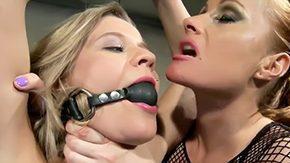 Lesbian, Assfucking, Banging, BDSM, Bed, Bend Over