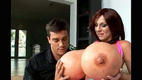 Big Nipples, Ass, Aunt, Babe, Bed, Big Nipples