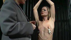 Basement, Babe, Basement, BDSM, Big Tits, Blindfolded