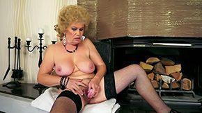 Hairy Grannie, Aged, Aunt, Babe, Beaver, Big Tits