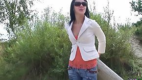 Free Inocent HD porn videos Inocent babe christine uncovers body gets hold of her cunt fingered before mopping up stick with ownage