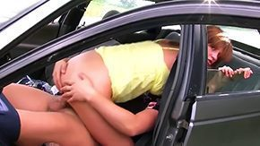 HD Alice Campbell Sex Tube Hot blonde Alice fucked hard outdoors by his boyfriend whilst she earns on tight to car seat Campbell