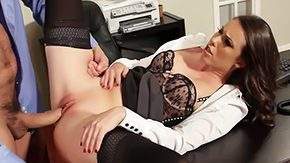 Office, Babe, Bend Over, Big Cock, Big Pussy, Big Tits