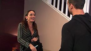 Rocco Reed, Aged, Angry, Aunt, Babysitter, Banging