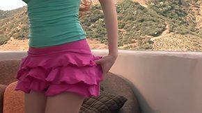 Upskirt, Adorable, Ass, Beauty, Blonde, Boobs