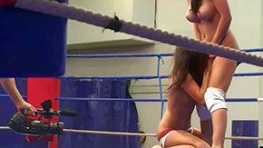 Wrestling, Babe, Best Friend, Big Ass, Big Tits, Boobs