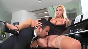 Insertion, Babe, Big Pussy, Big Tits, Blonde, Boobs