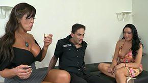 Celebrity, 3some, Aunt, Big Cock, Big Tits, Boobs