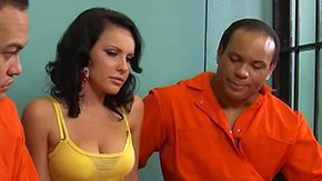 Prison, 3some, Aunt, Babe, Beauty, Bend Over