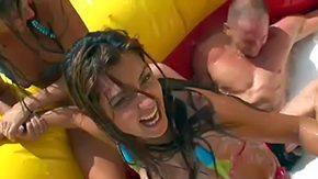 Bella Beyle, Big Ass, Big Tits, Bikini, Blowjob, Boobs