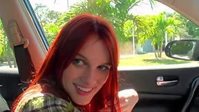 Andrea Sky High Definition sex Movies Redhead Andrea Sky is ensuing to Bruno Dickenz in car Evil chick approximately charming smile pulls out of doors his gumshoe relating to euphoria her indiscretion She gives creature blowjob lucky