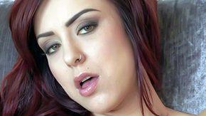 Amber Rouge, Big Ass, Big Labia, Big Pussy, Big Tits, Boobs