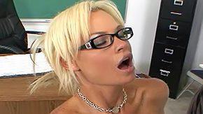 Rhylee Richards, Aunt, Big Ass, Big Tits, Blonde, Blowjob