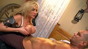 Alanah, Ass, Aunt, Bar, Big Cock, Big Tits