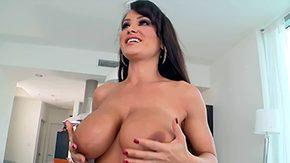 Shiny, Adorable, Ass, Aunt, Big Ass, Big Tits