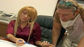 Fee, Accident, Blonde, High Definition, Lucky, Office