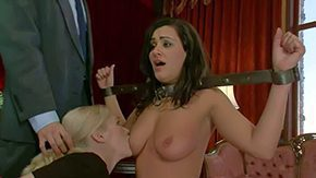James Deen, BDSM, Big Cock, Big Natural Tits, Big Tits, Blonde