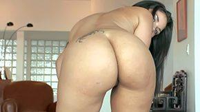 White Panties, Ass, Assfucking, Banging, Big Ass, Big Pussy