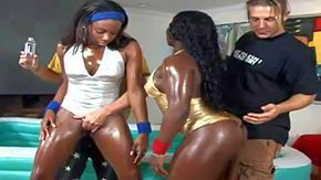 Black Hair Bitch, Best Friend, Big Ass, Big Tits, Bitch, Black