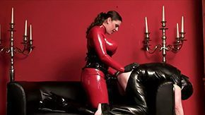 Catsuit, Catsuit, Clothed, Doggystyle, High Definition, Lady
