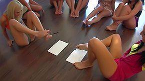 AnnMarie Rios, Blonde, Brunette, Feet, Fetish, High Definition