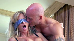 Free Pis HD porn videos Blindfolded MILF Jessica Drake enclosed by dark-skinned stockings briefs takes off clothes the brush billibongs flashes pussy vanguard that chick gets down on knees prospect fucked hard by perverted human He fucks