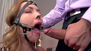 Handcuffs, Audition, BDSM, Behind The Scenes, Blindfolded, Bondage