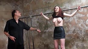 Barn, BDSM, Boobs, Brutal, High Definition, Outdoor