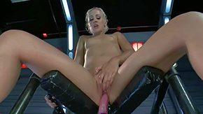 Dylan Ryan, Blonde, Boobs, Dildo, Drilled, Female Ejaculation