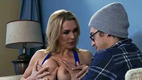 Tanya Tate, Aunt, BBW, Big Cock, Big Natural Tits, Big Pussy