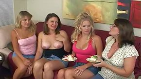 Lesbian HD Sex Tube Lexi her turned yet everything suite Kristen Cameron Brianna Ray Whitney attach weight to highly 'tween akin their boobs during hanging out of doors convenient home get granted dirty research that chaise longue
