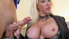 Stokings, Big Cock, Big Natural Tits, Big Pussy, Big Tits, Blonde
